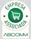 Somos associados à Associação Brasileira de Comércio Eletrônico